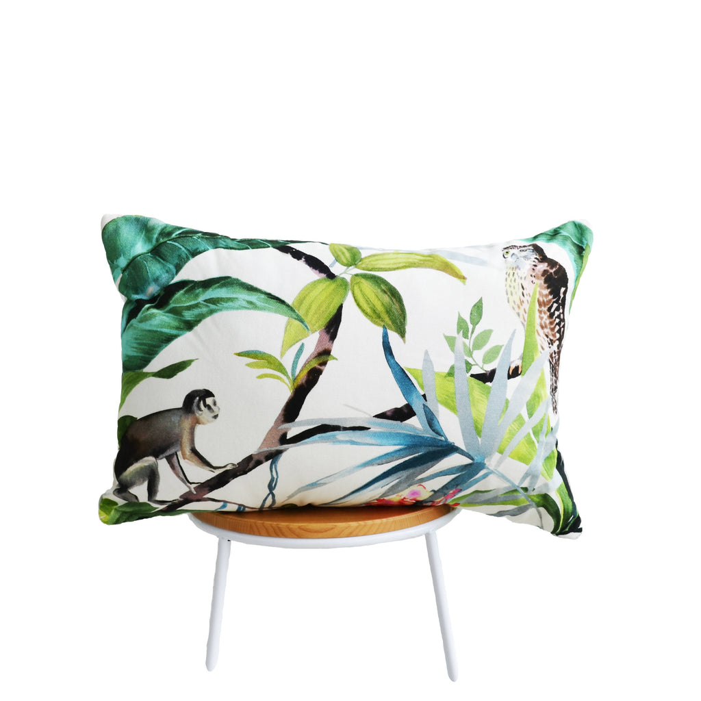 Calypso Jungle Cushion - Shop The Tweed Online Marketplace