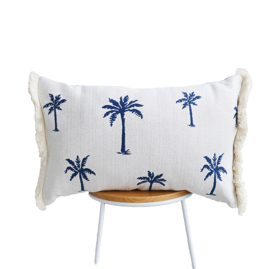 Royal Palm Cushion - Shop The Tweed Online Marketplace