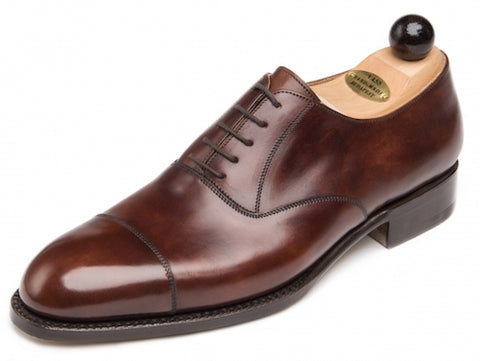 Vass Made To Order Brown Shoe