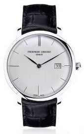 Frederick Constant Slim Line Watch