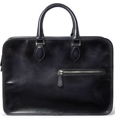 Berluti's 'Un Jour' leather briefcase