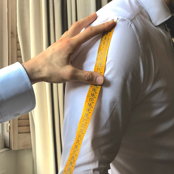 Bespoke Shirt Measurements