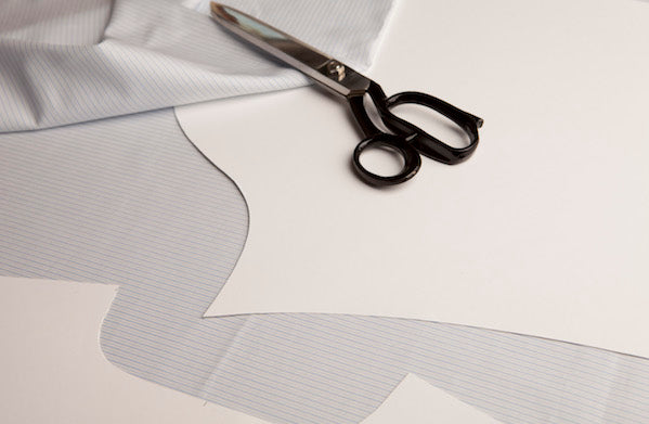 Bespoke Shirt Pattern