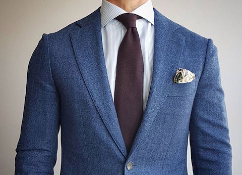 Best knot for thick tie