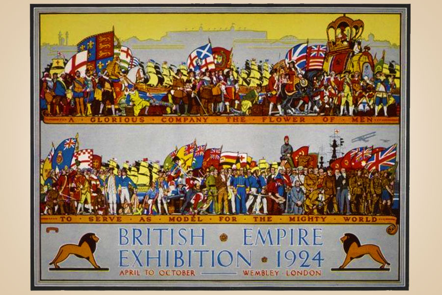 The British Empire Exhibition