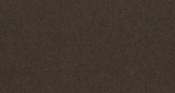 Flannel brown wool scabal
