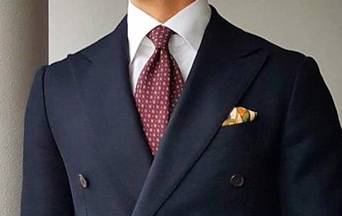 Tie masterclass 2018 selecting the right collar knot for your half windsor tie knot ccuart Images
