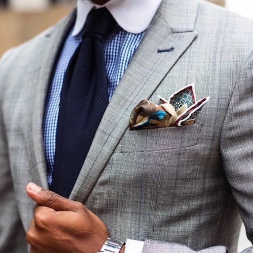 Pocket Square Rules and Etiquette in 2018
