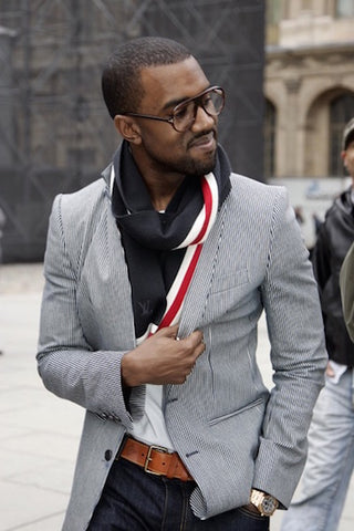 Men S Silk Scarves Our Guide For The Gentleman Rampley And Co