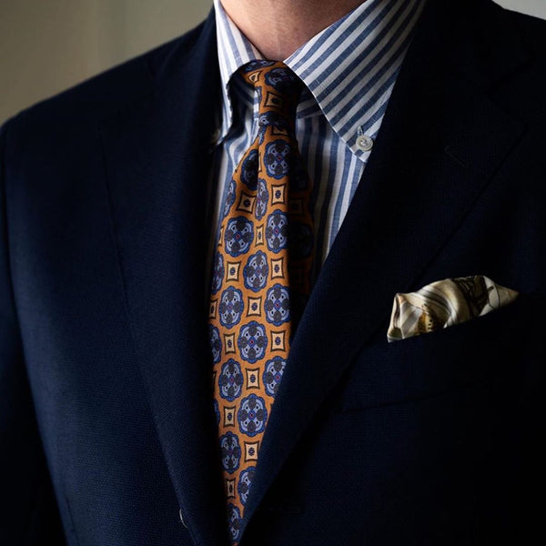 Pocket Square Rules and Etiquette in 2021 | Rampley and Co