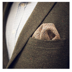 Pocket Square History