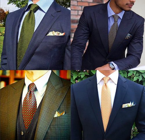 Pocket Square Styles 1