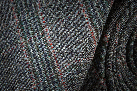 Scabal Check Tie