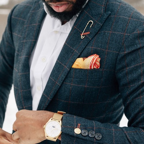 Suit Jacket lining