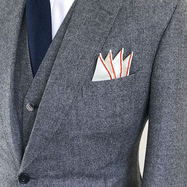 The Angled Peaks Fold Jacket
