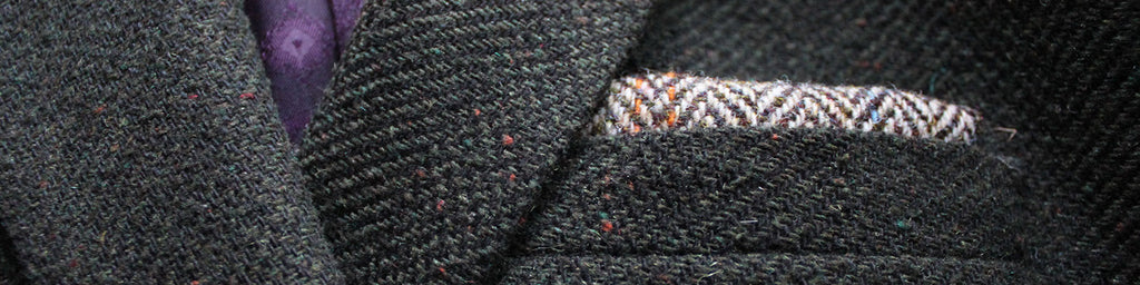 What To Wear With A Harris Tweed Jacket