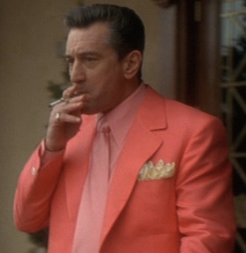 Robert De Niro Pocket Square