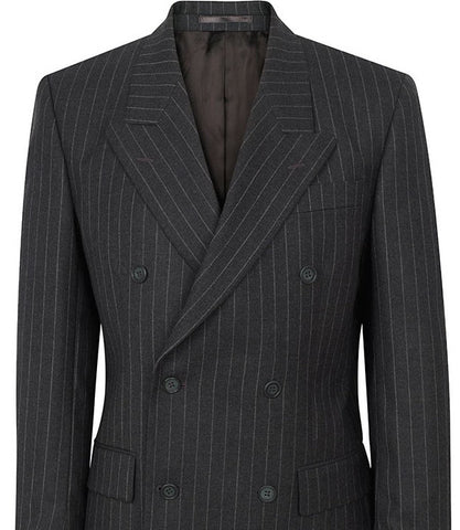 Pin Stripe Suit Fabric