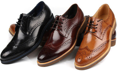 Shoes For Suits - Our Matching Guide