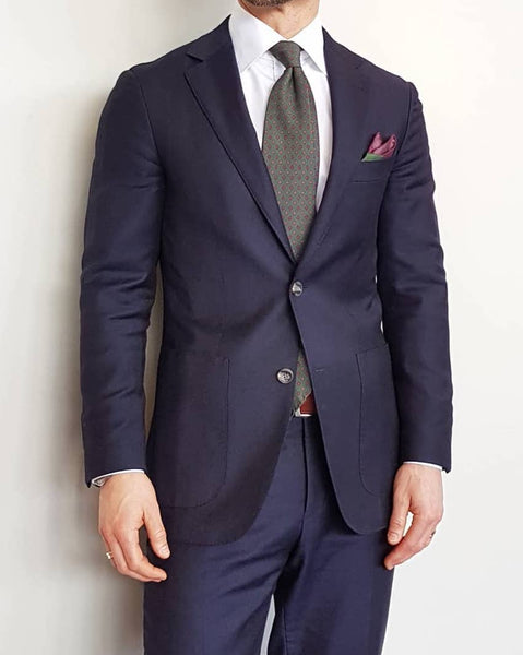 How to choose a suit style