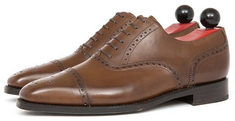 J Fitzpatrick Windermere Brogue Oxford
