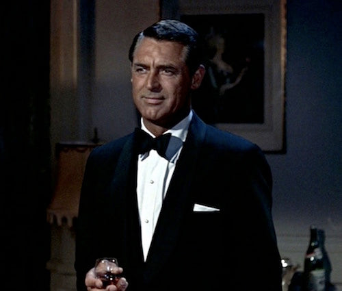 Cary Grant Pocket Handerchief