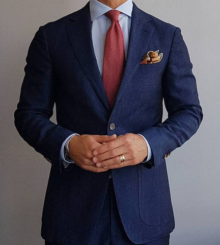 4f26bc49a311 Pocket Square Rules and Etiquette in 2019 | Rampley and Co