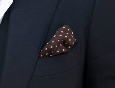 when not to wear a pocket square