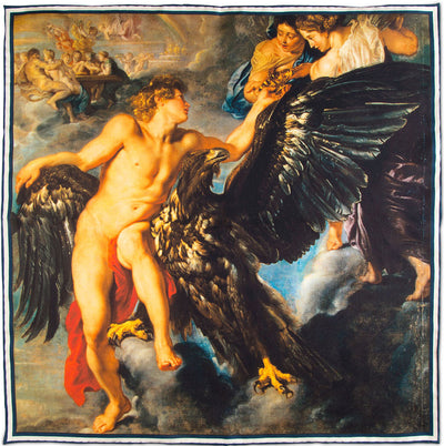 The Abduction of Ganymede Rubens