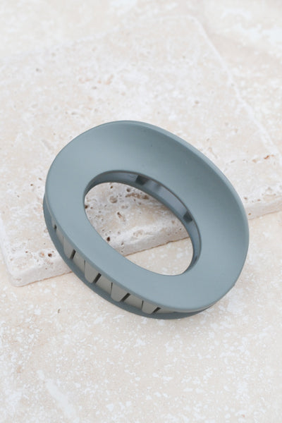 Ellipse Ring Hair Clip
