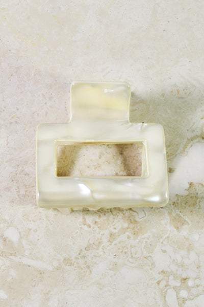 Square Cell Hair Clip