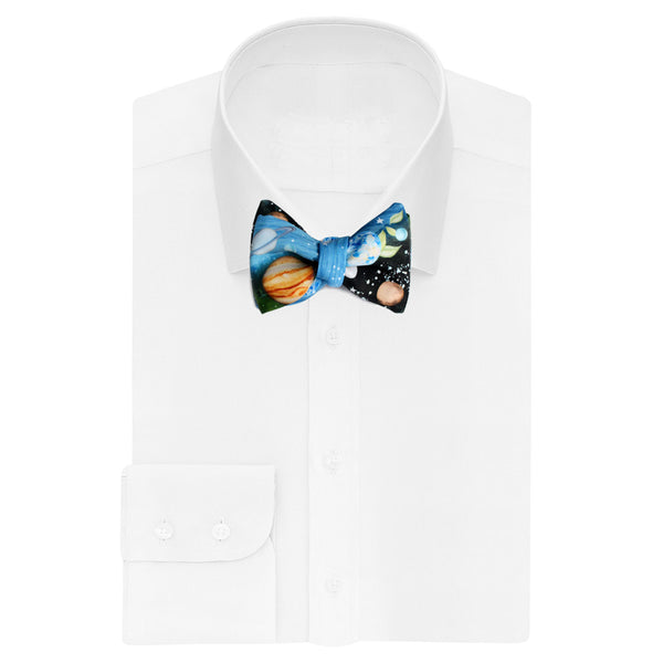 Tiepology Space Bow Tie