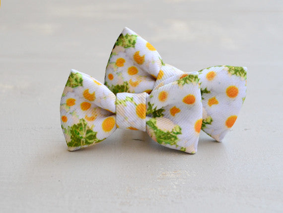 Tiepology Handmade Kids' Seala Hair Bow Clips