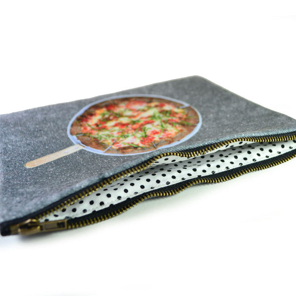 Pizza delivery travel pouch bag