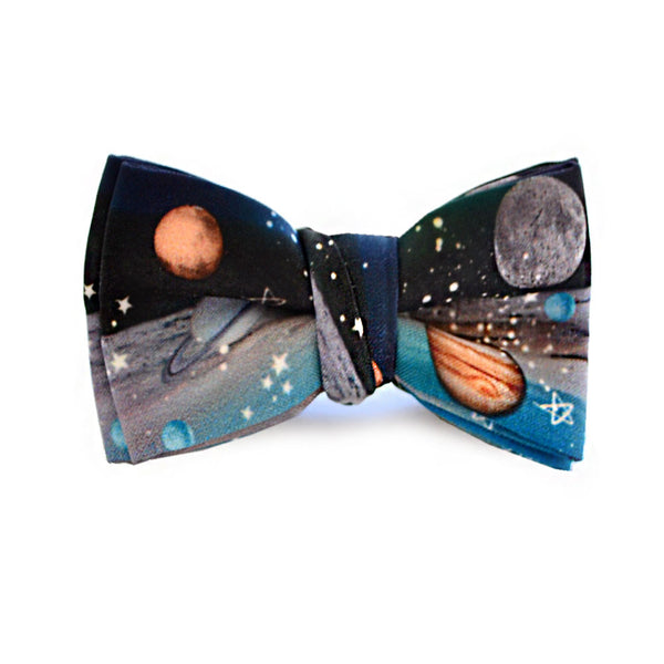 Cosmos Kids' Bow Tie