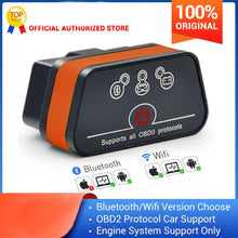 Load image into Gallery viewer, Ohbird iCar2 OBDII Automotive diagnostic scanner for all devices
