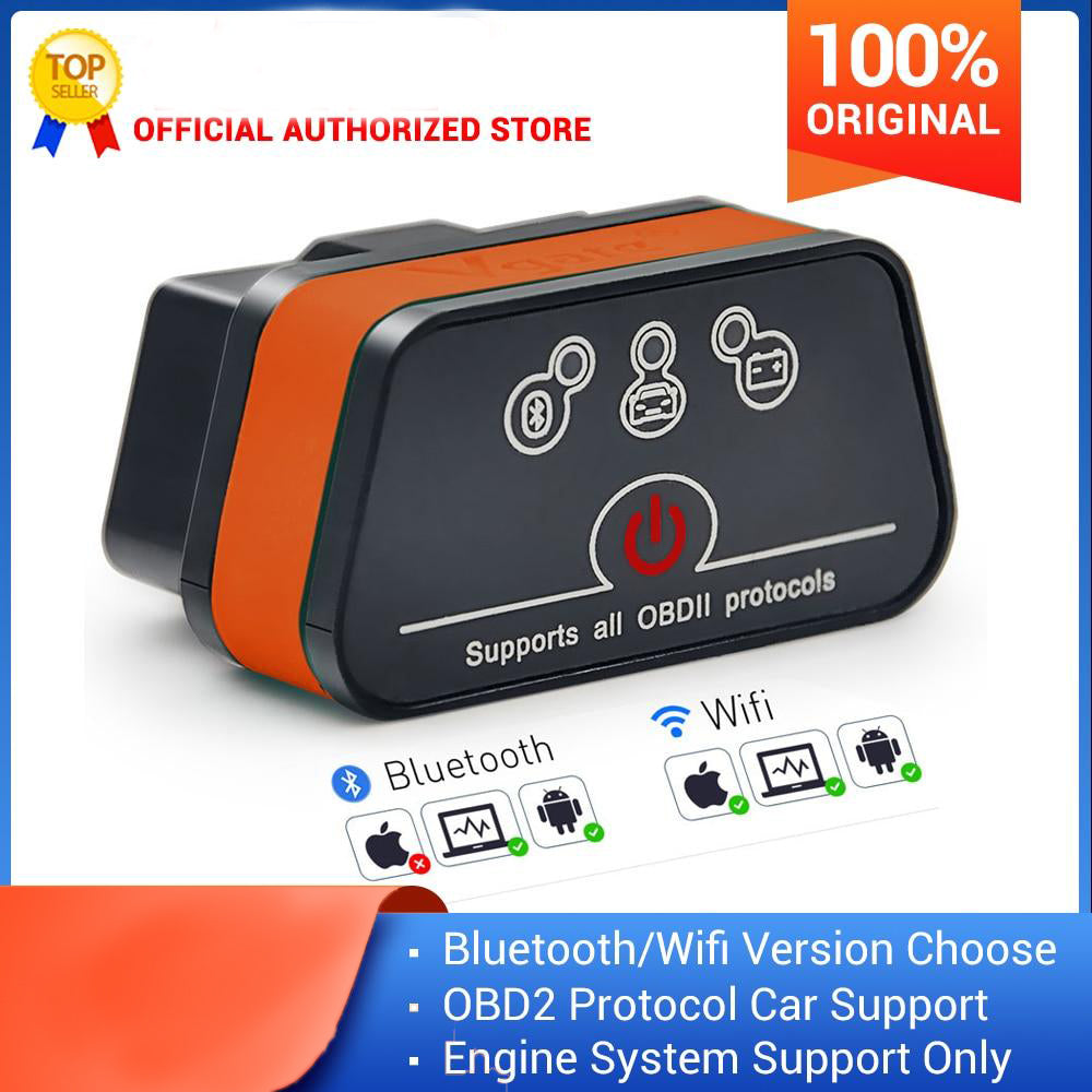 Ohbird iCar2 OBDII Automotive diagnostic scanner for all devices