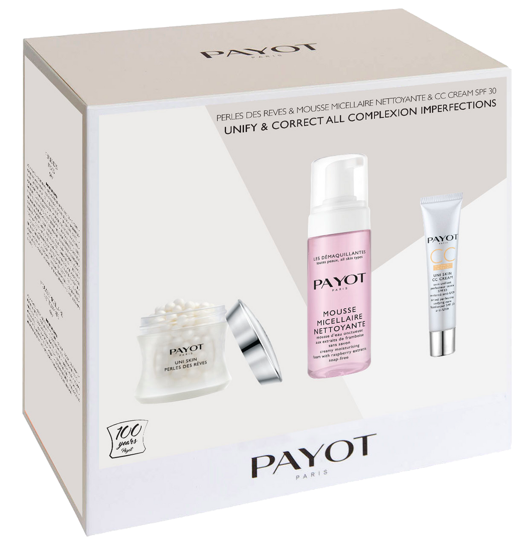 PAYOT Unify & Correct complexion imperfections