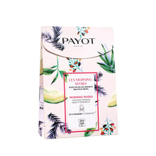 Load image into Gallery viewer, Payot Morning Mask Set (5 masks)