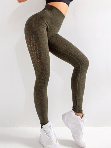 Workout Outdoor Gym Leggings