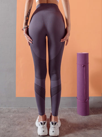 High Waisted Seamless knit Leggings