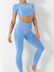 High Waist Yoga Boot Cut Leggings