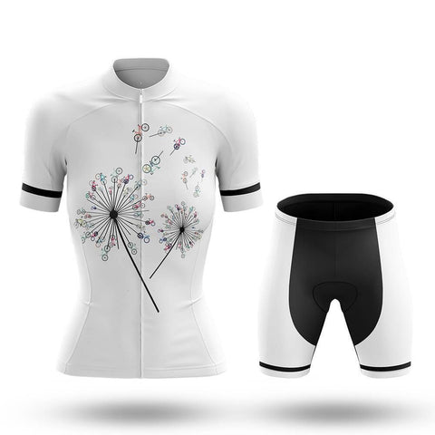 Cycling Flower - Women - Cycling Kit (#774)