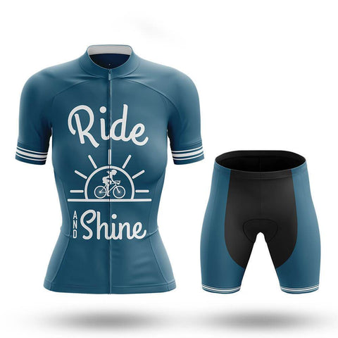 Ride and Shine - Women's Cycling Kit (# 734)