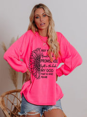 Way Maker Miracle Worker Off Shoulder Sweatshirts
