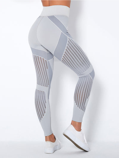Hollow Out Yoga Leggings
