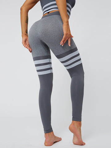 Seamless Run Yoga Leggings