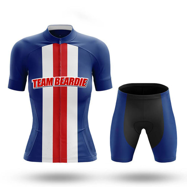 Team Beardie - Women's Cycling Kit (#807)