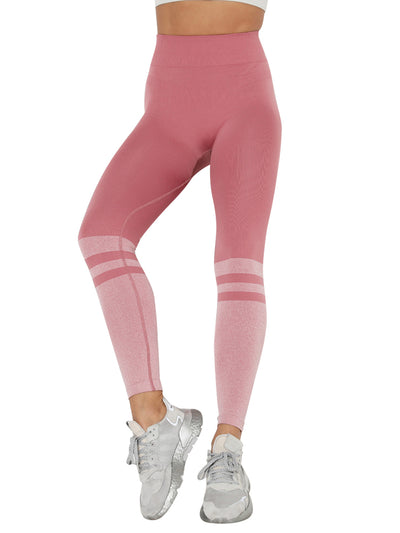 High Waisted Gym Seamless Leggings