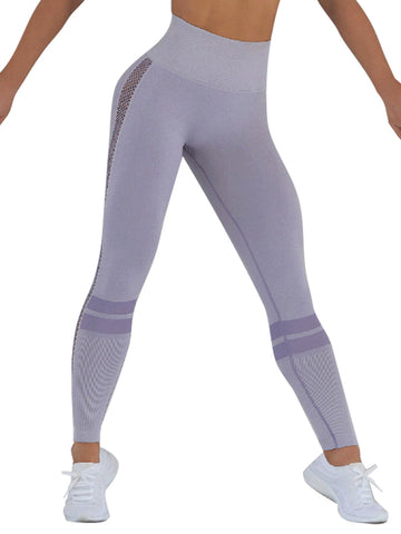 Seamless High Waisted Workout Leggings